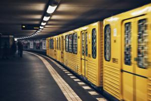 BVG Zug Berlin