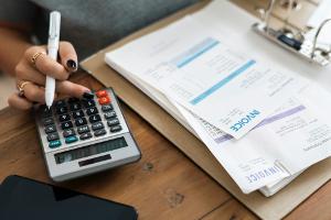 Rechnungen zahlen