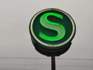 S-Bahn sign Berlin
