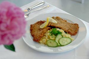 Schnitzel Alpenstück