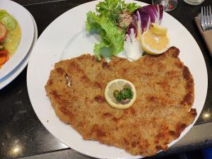 Wiener Schnitzel KaDeWe Berlin