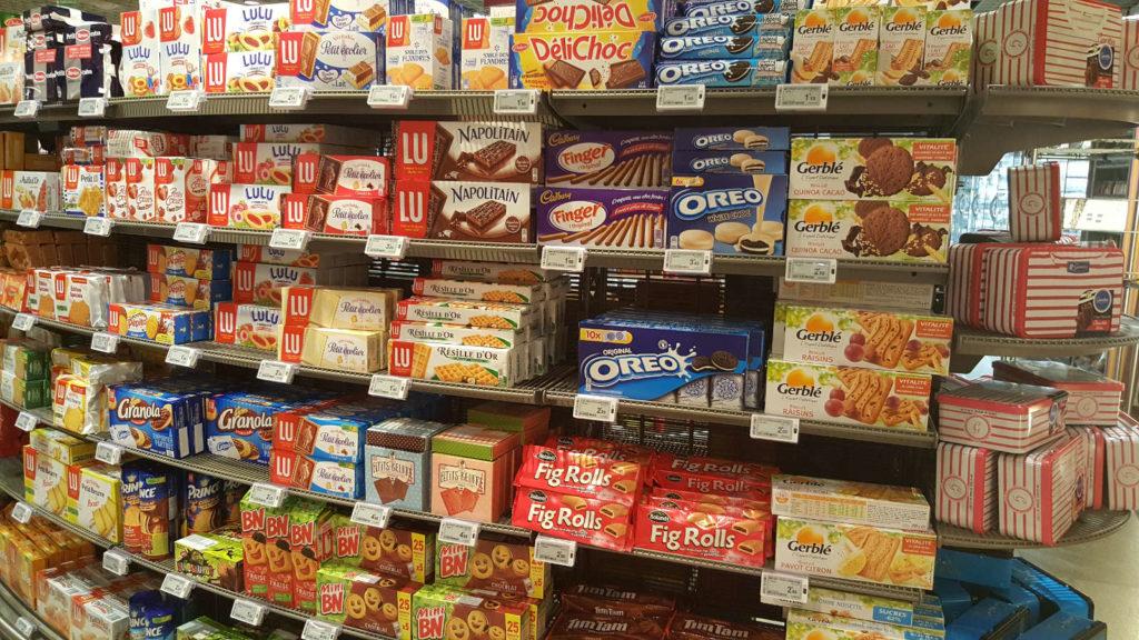 Lebensmittel shoppen Berlin
